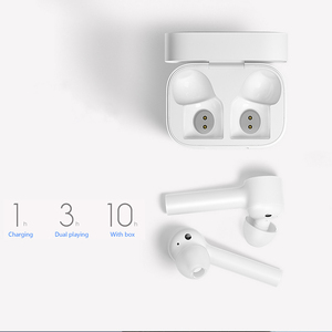 Image 2 - In Stock Xiaomi Airdots Pro Mi Air Bluetooth Earphone Tws ANC Switch ENC HD Auto Pause Tap Control For IOS & Android phone