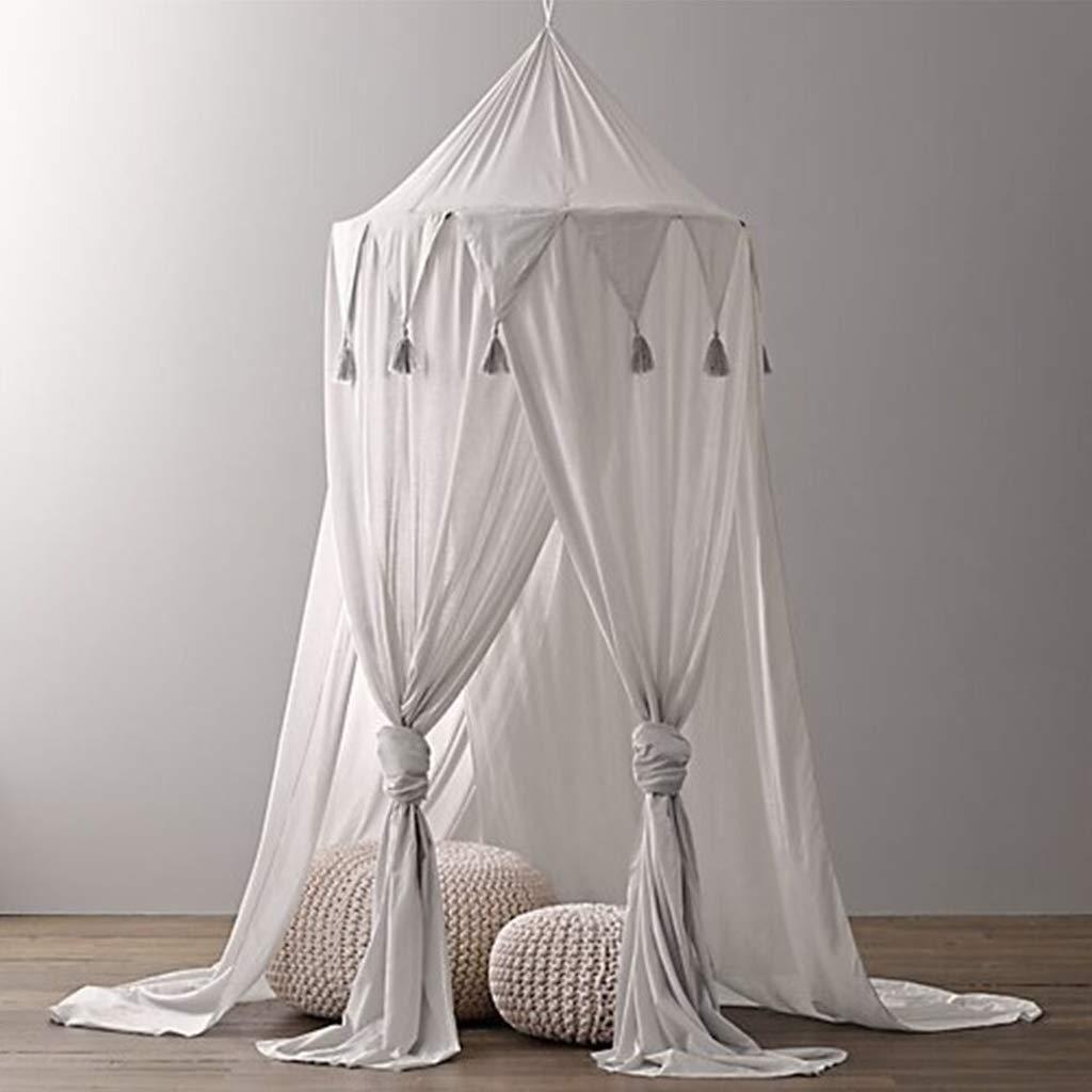 Москитная сетка Полог анти защита от насекомых для кроватки Детская кровать висячая навес игрушка палаточный домик для игр детская комната