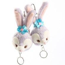Cute Stellalou push toys Cartoon Rabbit doll stuffed and Stuffed Animal
