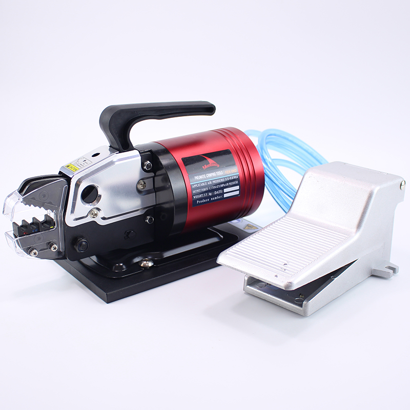 Top Quality FEK 5ND Pneumatic Crimping Air Crimper for Kinds of Terminals Cable tools Wire Crimp