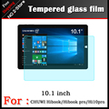 "High quality Tempered Glass film for Chuwi Hibook/Hibook pro 10.1""Tablet , Anti-shatter front Screen Protective film for Hi10pro"