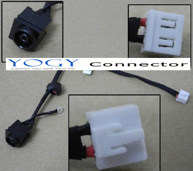 1x New DC Jack with Cable fit for Sony PCG-7191 PCG 7191