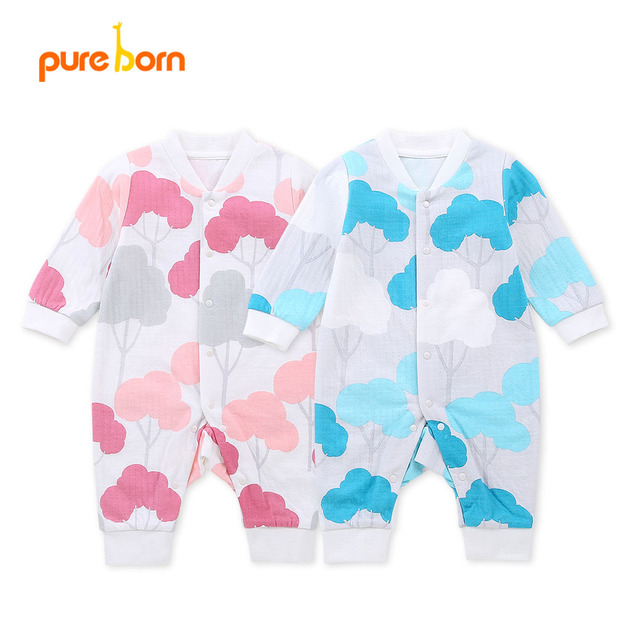 881451fab1e1 Toddlers Boys Girls Clothes Cute Infant Clothes Floral Designs 100 ...