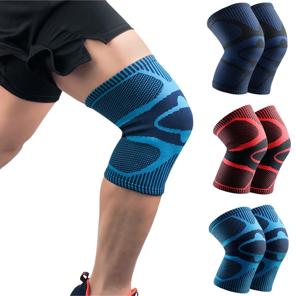 Sports Leg Knee Protection Running Basketball Warm Leg Sleeve Protective Gear LFSPR0070