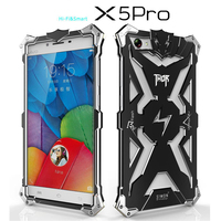 Luxury Phone Case For Vivo X5 Pro X5Pro Simon THOR IRONMAN Shockproof Metal Aluminium Frame Anti