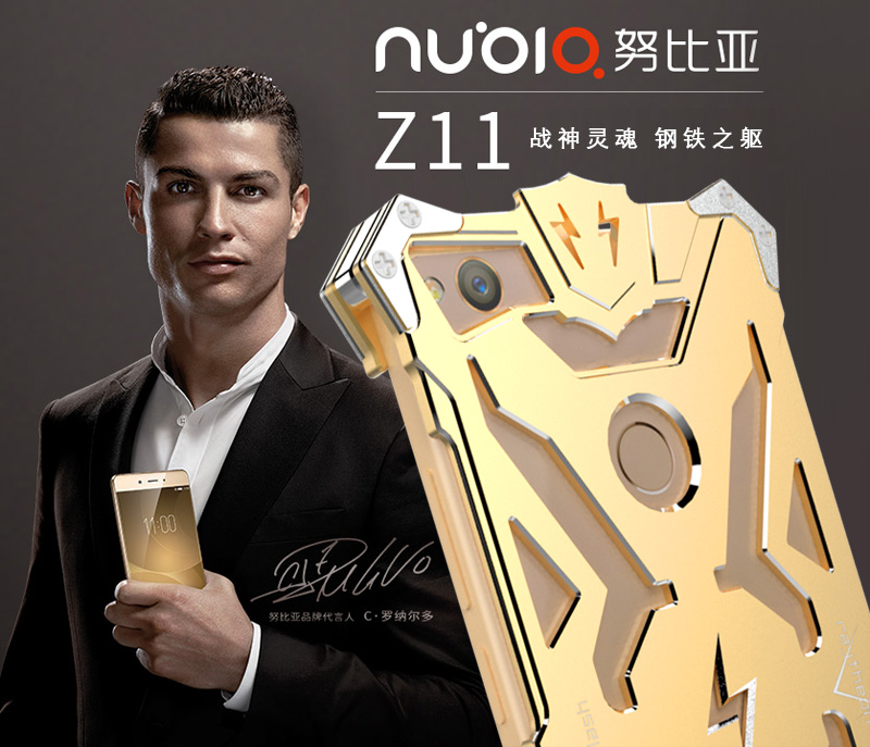 for Nubia Z11 <font><b>case</b></font> Original Design Armor Heavy Dust Metal Aluminum THOR <font><b>IRONMAN</b></font> protect <font><b>phone</b></font> shell <font><b>case</b></font> cover for Nubia Z11