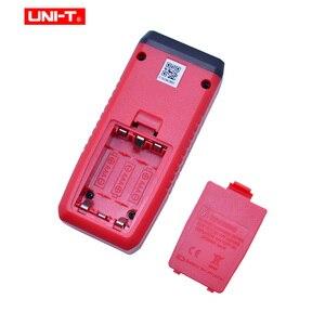 Image 5 - UNI T UT373 Mini Digitale Laser Toerenteller Non contact Toerenteller Meetbereik 10 99999 Rpm Toerenteller Kilometerteller Km/ H Backlight