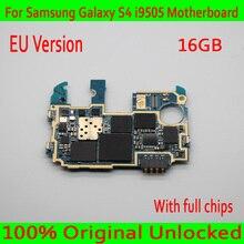 16 GB оригинальный разблокирована для samsung Galaxy S4 i9505 материнской платы, с Android Системы для Galaxy S4 i9505 платы, Бесплатная доставка