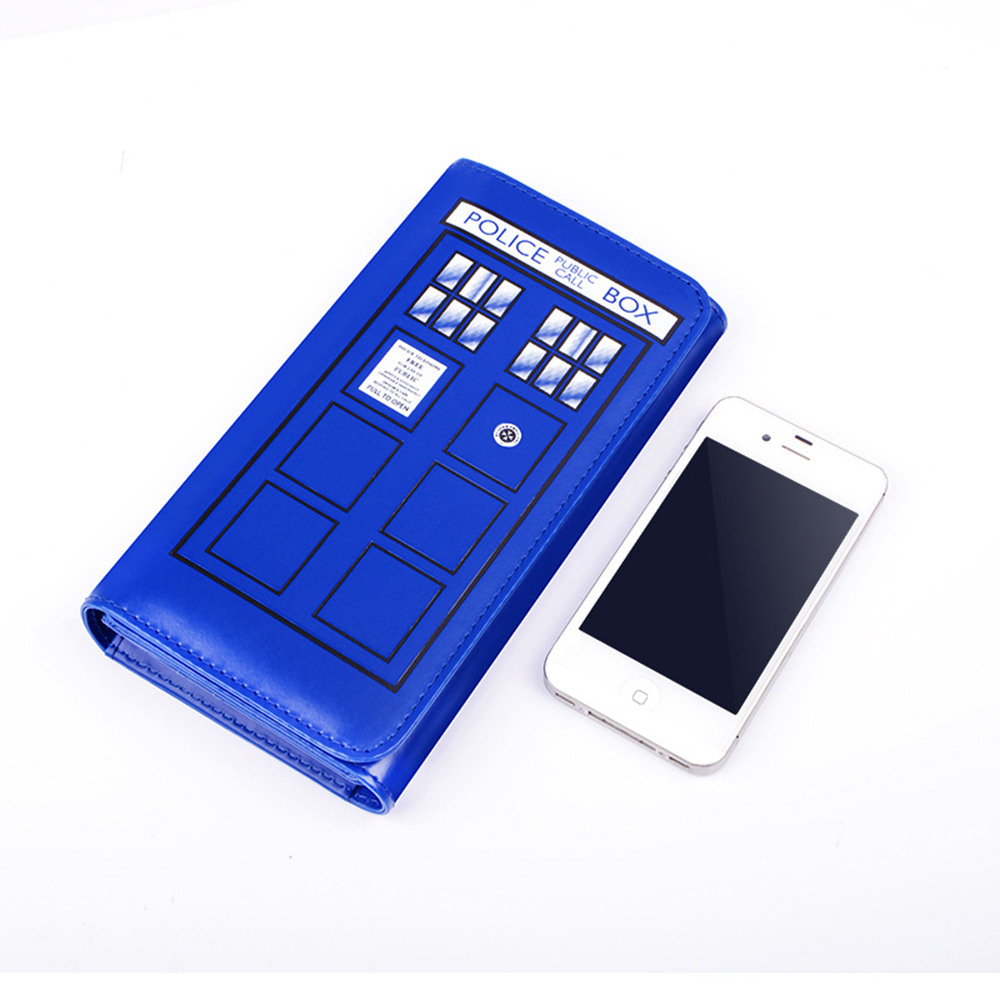 Doctor Who Long Wallet  (1)