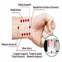 wrist low level laser therapy device digital laser watches LASPOT