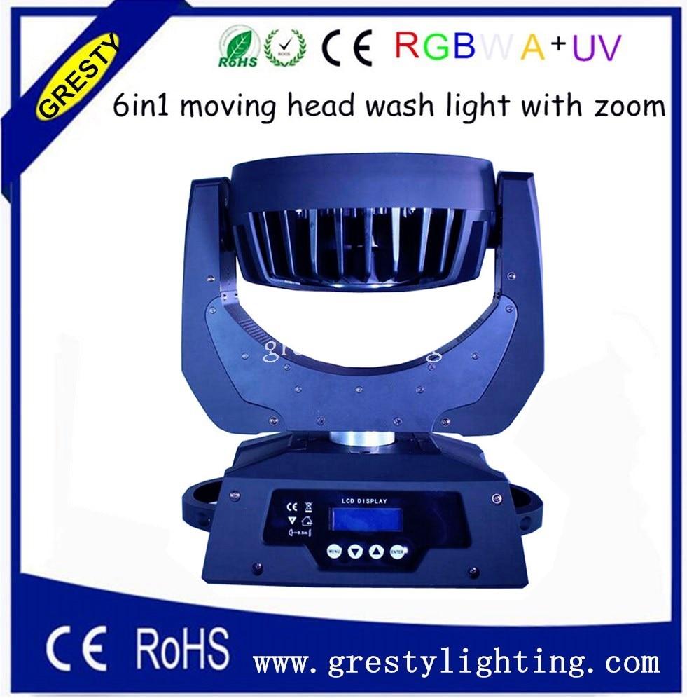 36pcs18W խոշորացում շարժվող գլխի լույսը - Կոմերցիոն լուսավորություն - Լուսանկար 3