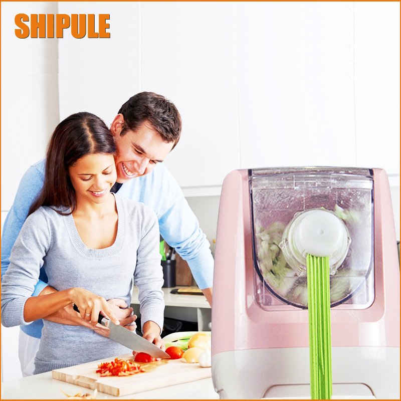 9 Kinds Mould Intelligent Fully-automatic Electric Noodle Machine Pasta Machine Noodle Maker Home Use Manual Noodle Machine salter air fryer home high capacity multifunction no smoke chicken wings fries machine intelligent electric fryer