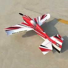 Модернизированный Край 540T PP 15E 952 мм размах крыльев 3D Аэробика RC самолет комплект