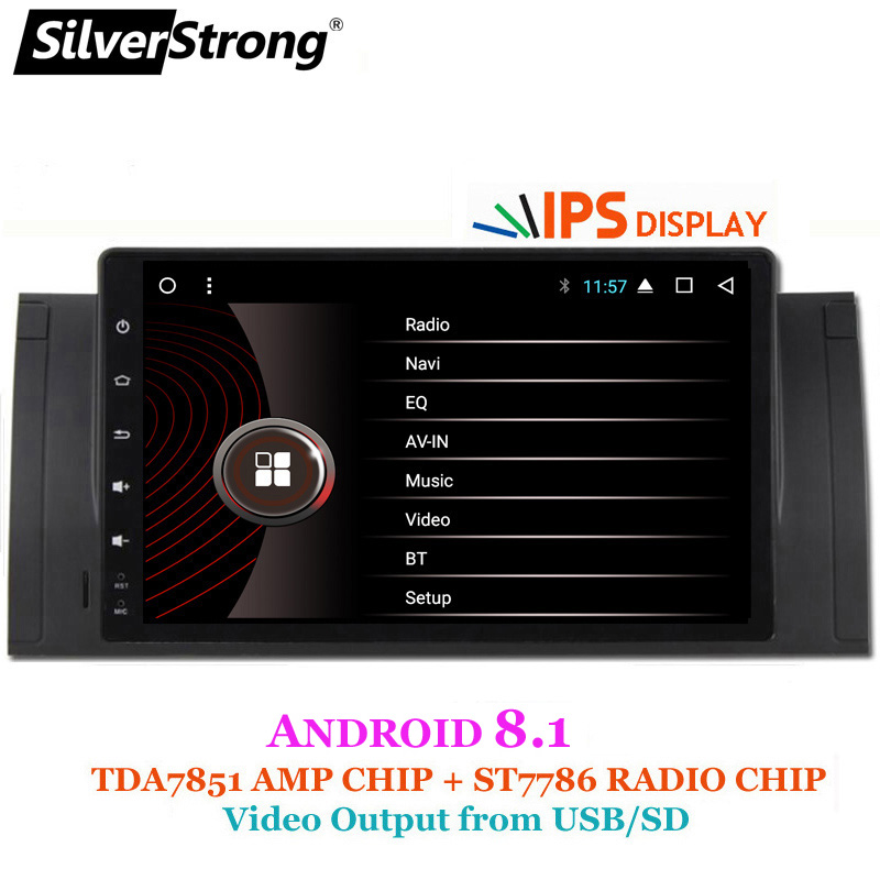 SilverStrong Android navigation gps 9
