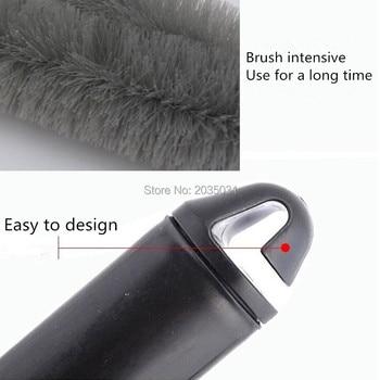 Novo Estilo Do Carro Auto pneu escova de limpeza ferramenta para toyota corolla hyundai creta citroen c4 kia priora lada skoda rápida ix25