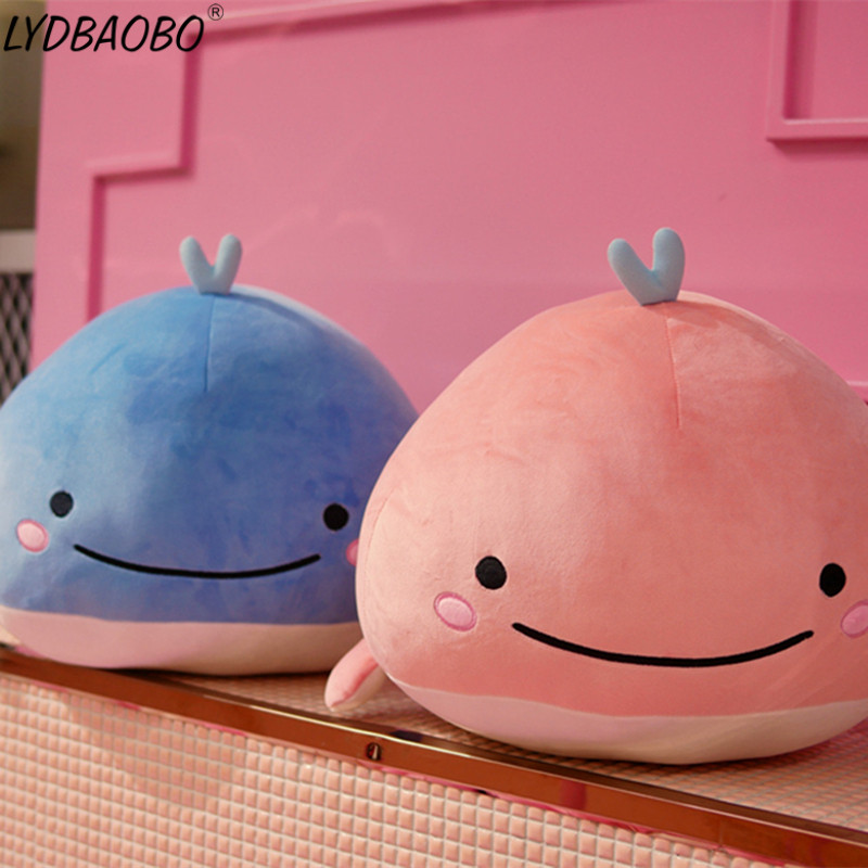 Lydbaobo 1pc 15cm Kawaii Whale Fish Stuffed Toy Baby Lovely Cartoon Sea Animal Plush Doll Kid Hand Toy Children Birthday Gifts Pleasant In After-Taste Toys & Hobbies