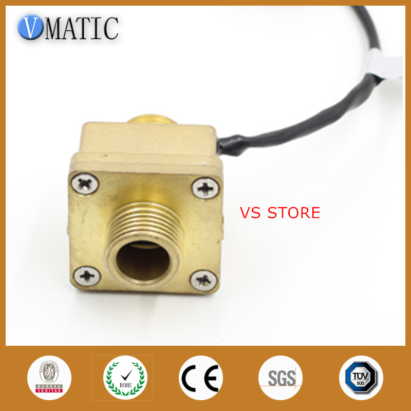 Free Shipping VC4050-G1/2 Inch Brass Honeywell Flow SwitchFree Shipping VC4050-G1/2 Inch Brass Honeywell Flow Switch