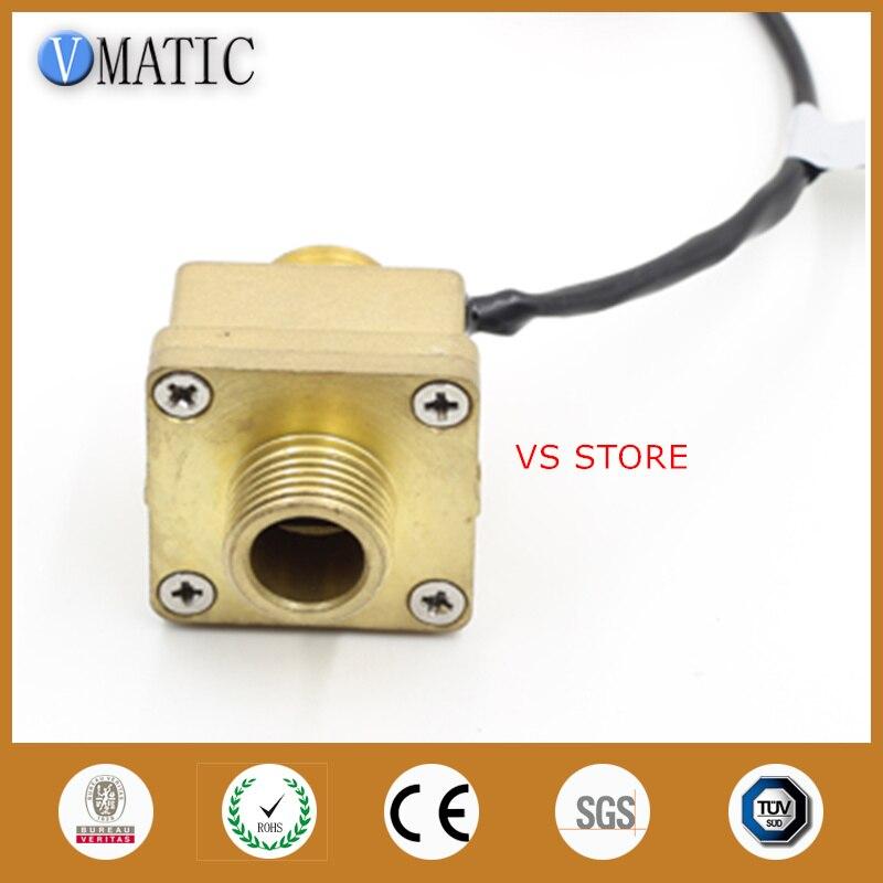 цена на VC4050-G1/2 brass honeywell flow switch