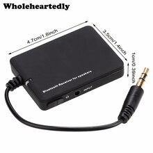 A2DP デバイス ミリメートルジャックのためのカーアダプタースピーカー オーディオステレオ音楽受信機
