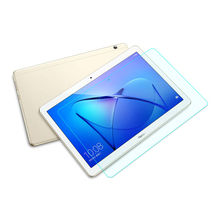 9H HD Tempered Glass membrane For Huawei MediaPad T3 10 AGS-L09 AGS-W09 AGS-L03 9.6 inch Tablet Screen Protector Film цена и фото
