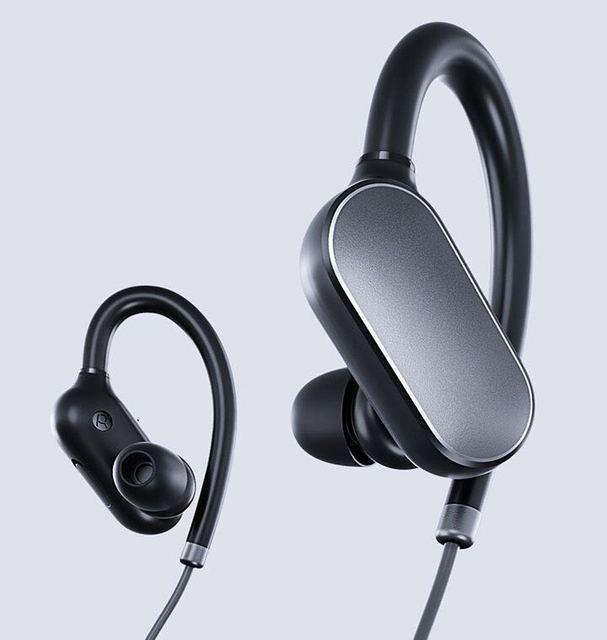 2016 nueva xiaomi bluetooth 4.1 auricular inalámbrico bluetooth deporte auricular con micrófono de cancelación de ruido auriculares auriculares