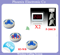 Queue System For Restaurant Equipment With 15 Triple Button Bells H3 WG 2 Display P 200CD Quality Guaranteed