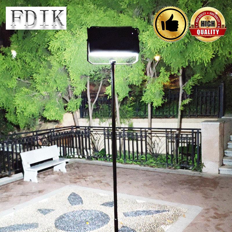 Outdoor Waterproof Spot Light DC12-85V 50W LED Flood Light Xtra Bright LED Camping Lamp Tripod Extensible Night Market Lights