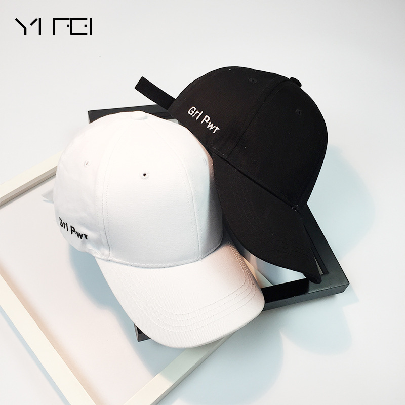 Black Baseball Cap Women Snapback Embroidery Dad Hats For Men Casquette Daddy Hat Hip Hop Trucker Cap Bone Female Drake Sun women cap skullies