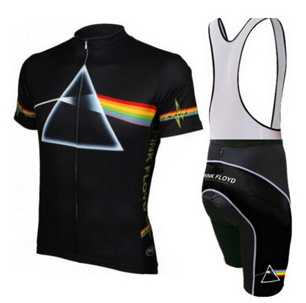Pink Floyd Dark Cycling Jersey 2016 Maillot ciclismo Clothes Bike Clothing Mtb