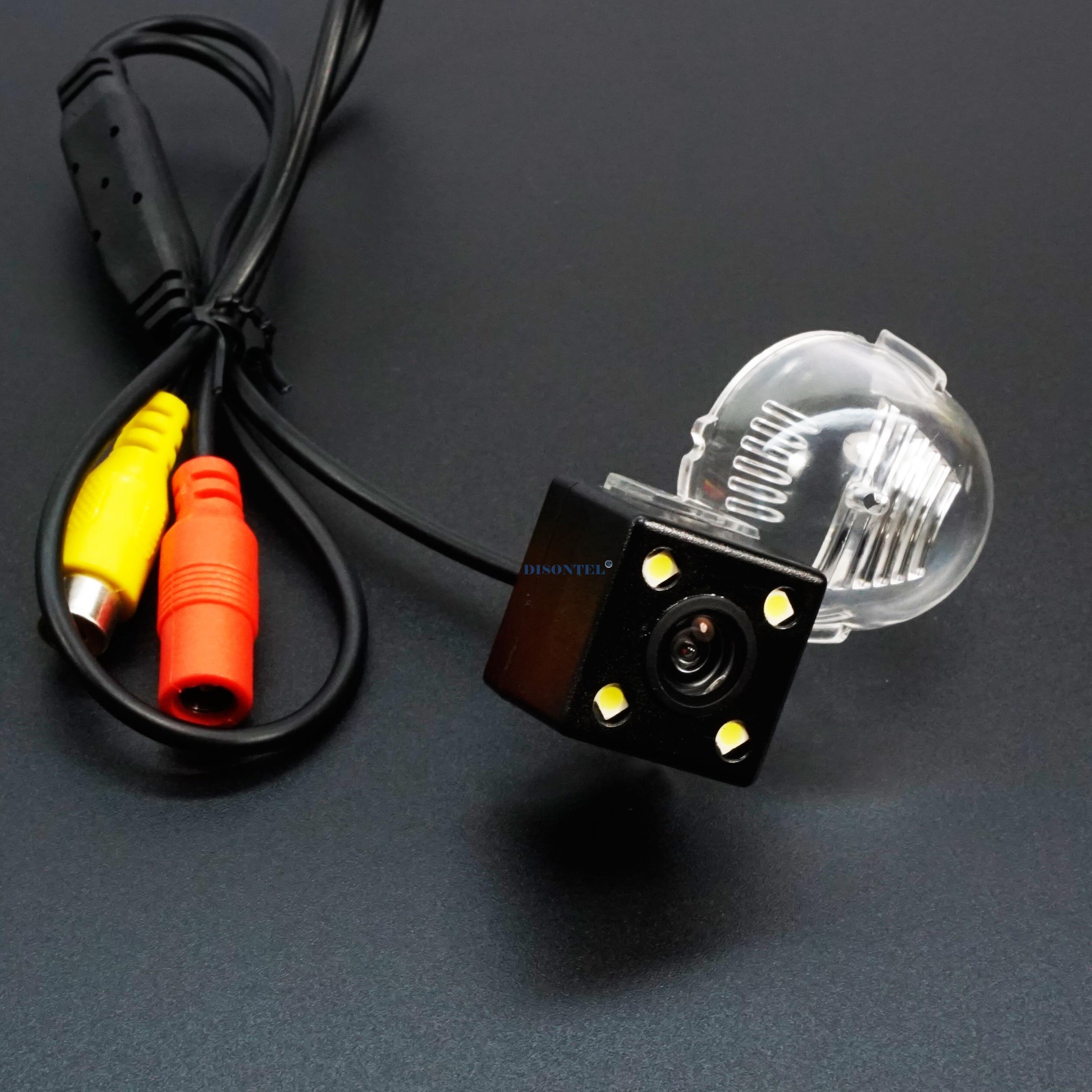 imágenes para Para suzuki grand vitara/sx4 hatchback cámara de visión trasera ccd con led de visión nocturna de coches pakring asssit