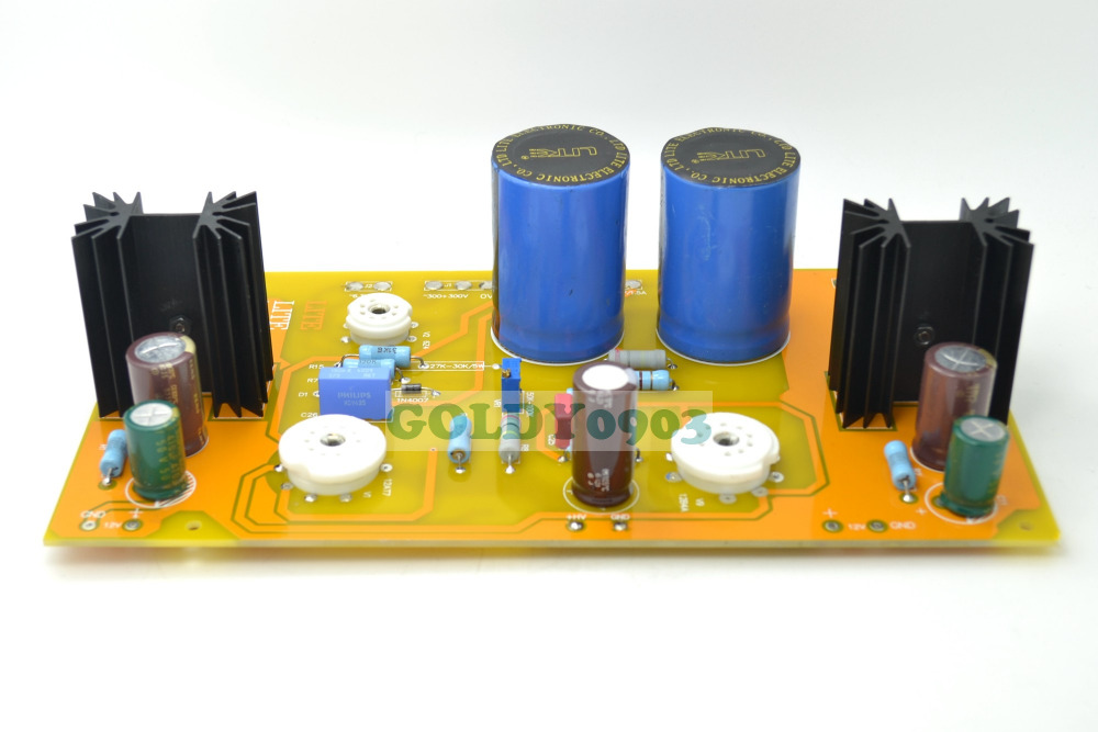 LS9D Universal Power Supply Board Tube Preamp Without Tube 150V~ 400V Adjustable eax62106801 3 lgp26 lgp32 new universal power board second photo page 9