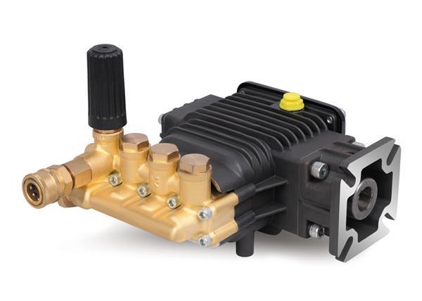 Washer pump 3WZ 1806DB high pressure plunger pump for car wash ...