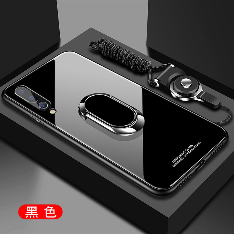 For <font><b>Huawei</b></font> <font><b>P20</b></font> Pro <font><b>Case</b></font> Hard Tempered <font><b>Glass</b></font> With Stand Ring Magnet Protective Back Cover <font><b>Case</b></font> for <font><b>huawei</b></font> <font><b>P20</b></font> lite P20Pro p20lite image