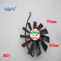 FAN FOR PLA08015S12HH PLD10010B12HH PLA09215B12H MSI N560 570 580GTX HD6870 R9 290X R9 280X R9 270X