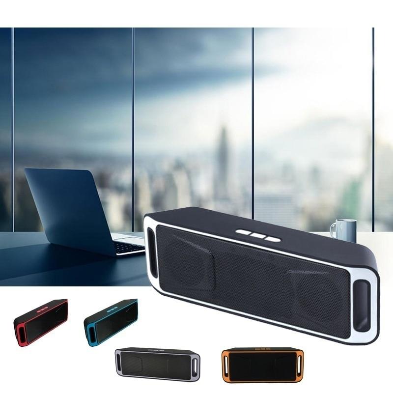 Speaker Bluetooth Portable Wireless Bass Stereo Fm Jbl Super Usb Outdoor USB TF