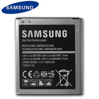 Oryginalna Bateria zamienna Samsung Galaxy Core Prime G360 G361 G360V G3608 G360H EB-BG360BBE 2000mAh z NFC tanie i dobre opinie 1801mAh-2200mAh Oryginał Innych Dla Samsung Galaxy CORE PRIME G360 G361 G360V G3608 G360H 2000 podmiot odpowiedzialny Wsparcie