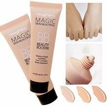 Осветляющий солнцезащитный тональный крем BB крем стойкий водонепроницаемый отбеливающий брендовый базовый макияж набор 3 цвета TSLM1