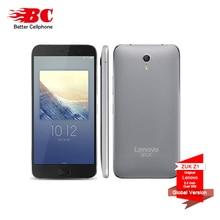 """Original Nouveau Lenovo ZUK Z1 4G LTE Mobile téléphone Quad Core 2.5 GHz 3G RAM 64G ROM 5.5 """"1920×1080 P 13MP Cyanogène OS Mondiale version"""