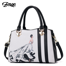 ZMQN Women Handbag Famous Brand Luxury Bags For Women 2019 Designer Handbag Ladi