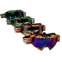 Professional MX Goggles Motocross Oculos Off road Racing Gafas Cross ATV Glasses