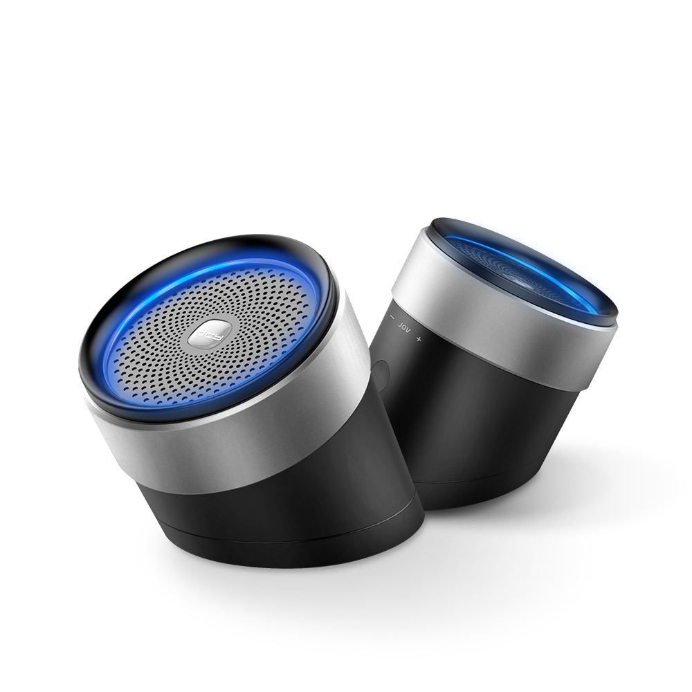 2018 QCY QQ1000 Bluetooth Speakers Portable Wireless Loudspeakers Bluetooth V4.2 Stereo Music Surround Outdoor Speakers-in Portable Speakers from Consumer Electronics    1