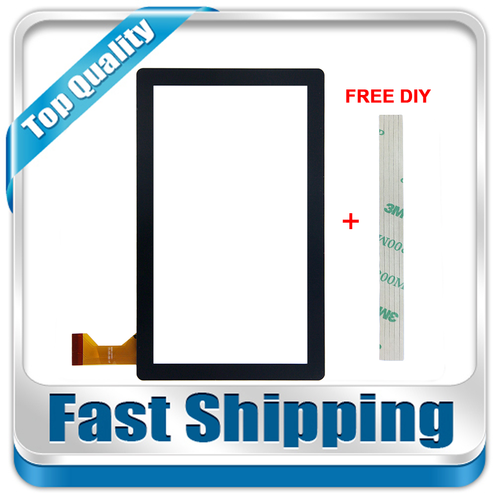 New For MJK-0101 Replacement Touch Screen Digitizer Glass 7-inch Black