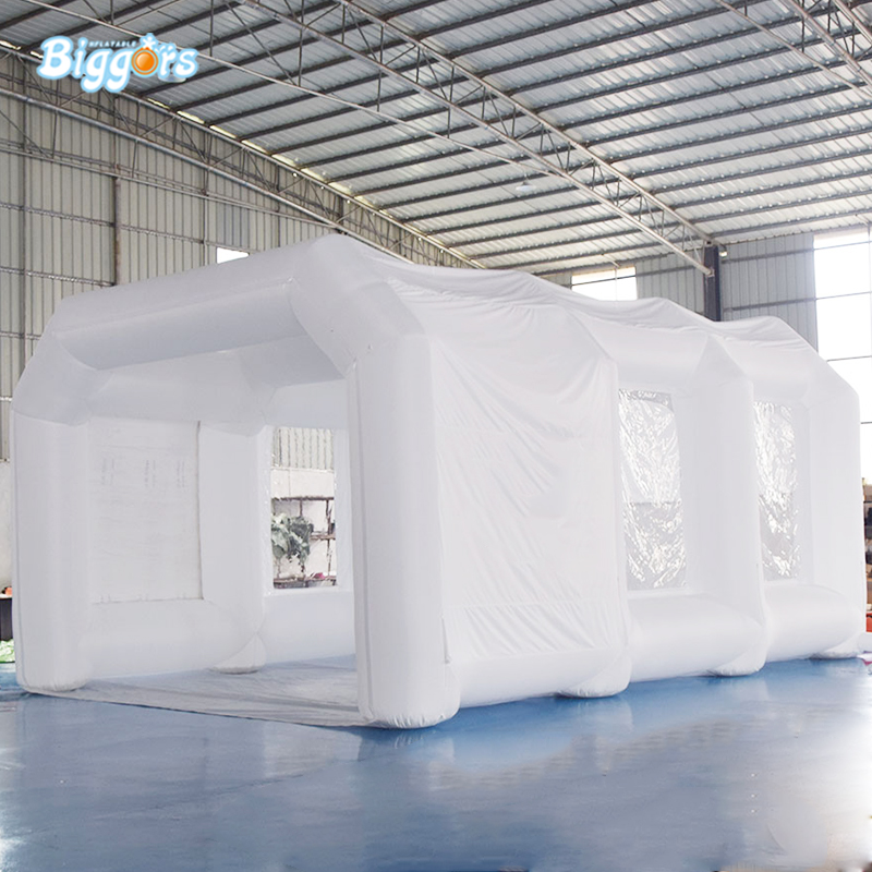Free delivery Car-styling Car Wash Inflatable Car Paint Booth Inflatable Spray Booth with Free Blower Inflatable Tents Sale цена
