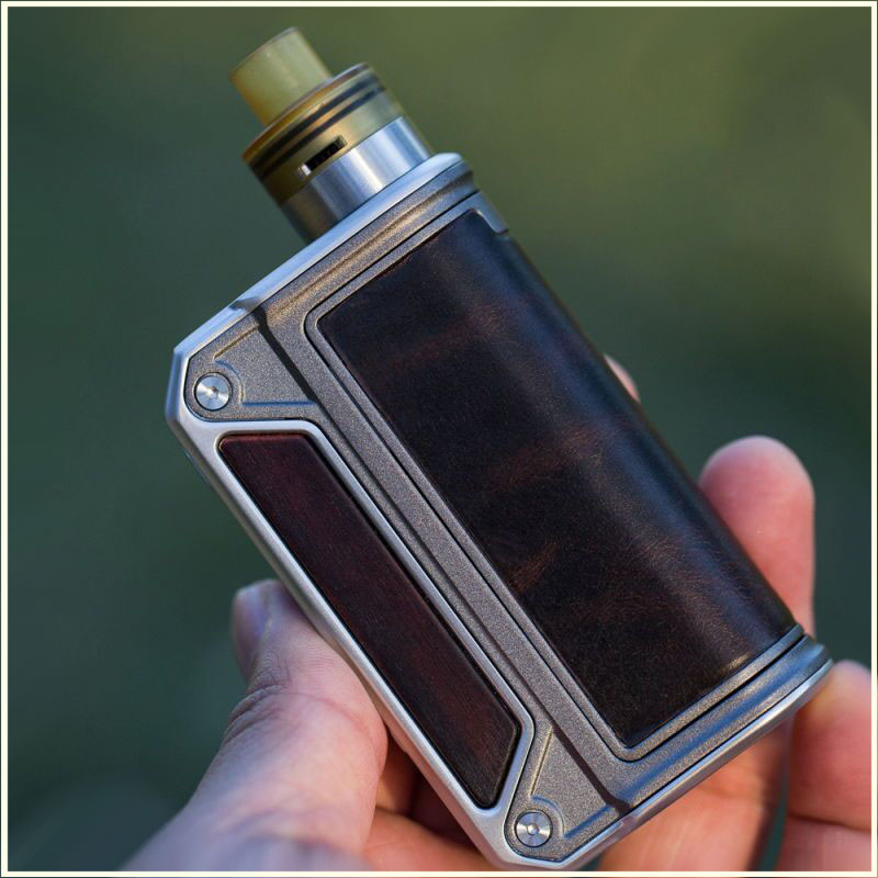 Authentic Lost Vape Therion DNA133 133W DNA133W Evolv Chip TC Box Mod font b Electronic b