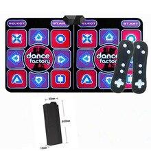 Dance mat wireless host 2 individual sense game controller computer TV dual-use gamepad dancing machine yoga rug games singing