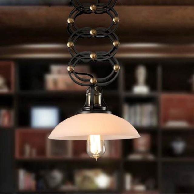 Led Vinatge Pendant Lights Retro Flexible Dining Room Bar Kitchen Light Fixtures Industrial Droplight Hanging L& & Led Vinatge Pendant Lights Retro Flexible Dining Room Bar Kitchen ...