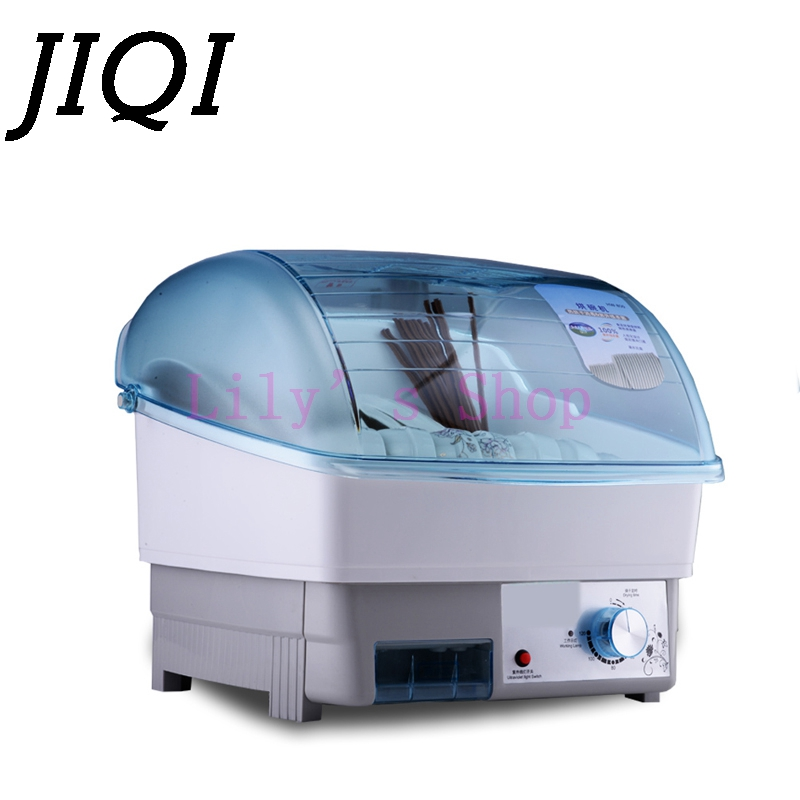 Household Countertop Dish Dryer Portable Tabletop Small Mini UV Sterilization kitchen Dishdryer Ozone disinfection bowl cabinet shanghai kuaiqin kq 5 multifunctional shoes dryer w deodorization sterilization drying warmth