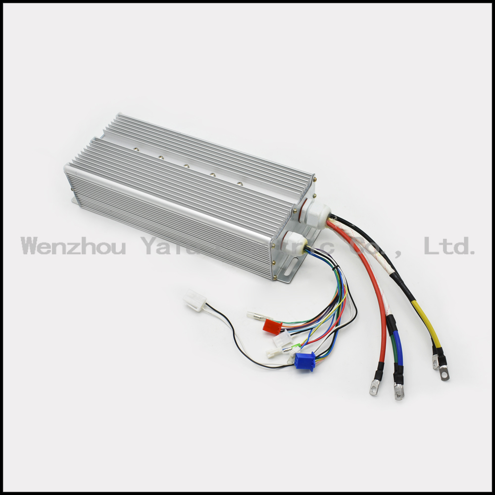 2200W 60V 72V DC MOFSET Brushless Controller, E-bike / E-scooter / Electric Bicycle Speed Controller (simple) Best Promotion