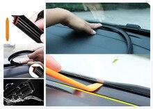 Auto zubehör aufkleber dicht gummi schalldichte dicht streifen für Chevrolet GPiX Jay Nut Beat Avalanche 34