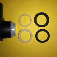 5 pçs pdc anel de borracha para gm chrysler peugeot bmw buick sensor estacionamento amortecedor objeto sensor 9663821577 66209196705 13242365 etc|parking sensor|sensor parkingbumper sensors -
